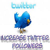 increase twitter followers