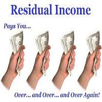 Residual Incomes Streams