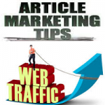Article Marketing Tips for Web Traffic