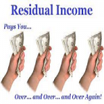 Setting Up Residual Incomes Streams on The Web