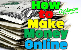 How to Make Money Online – For Beginners